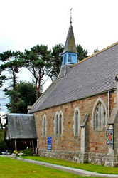 St Finnbarr, Dornoch