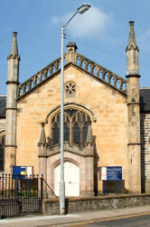 Holy Trinity, Elgin