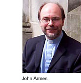 Very Rev Dr John Armes