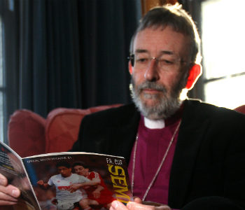 Bishop Nigel Peyton courier pic2