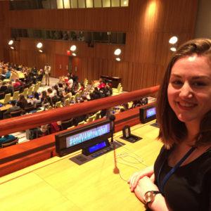 Rachael Fraser UN