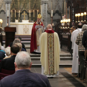 Scottish Episcopal Institute Launch Service