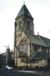 St John the Evangelist, Greenock