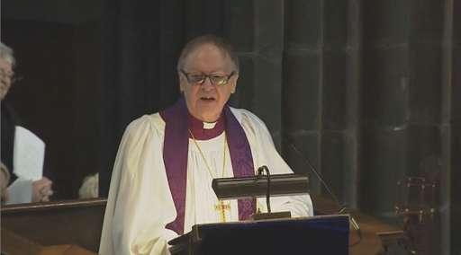 Bishop Gregor Memorial Service