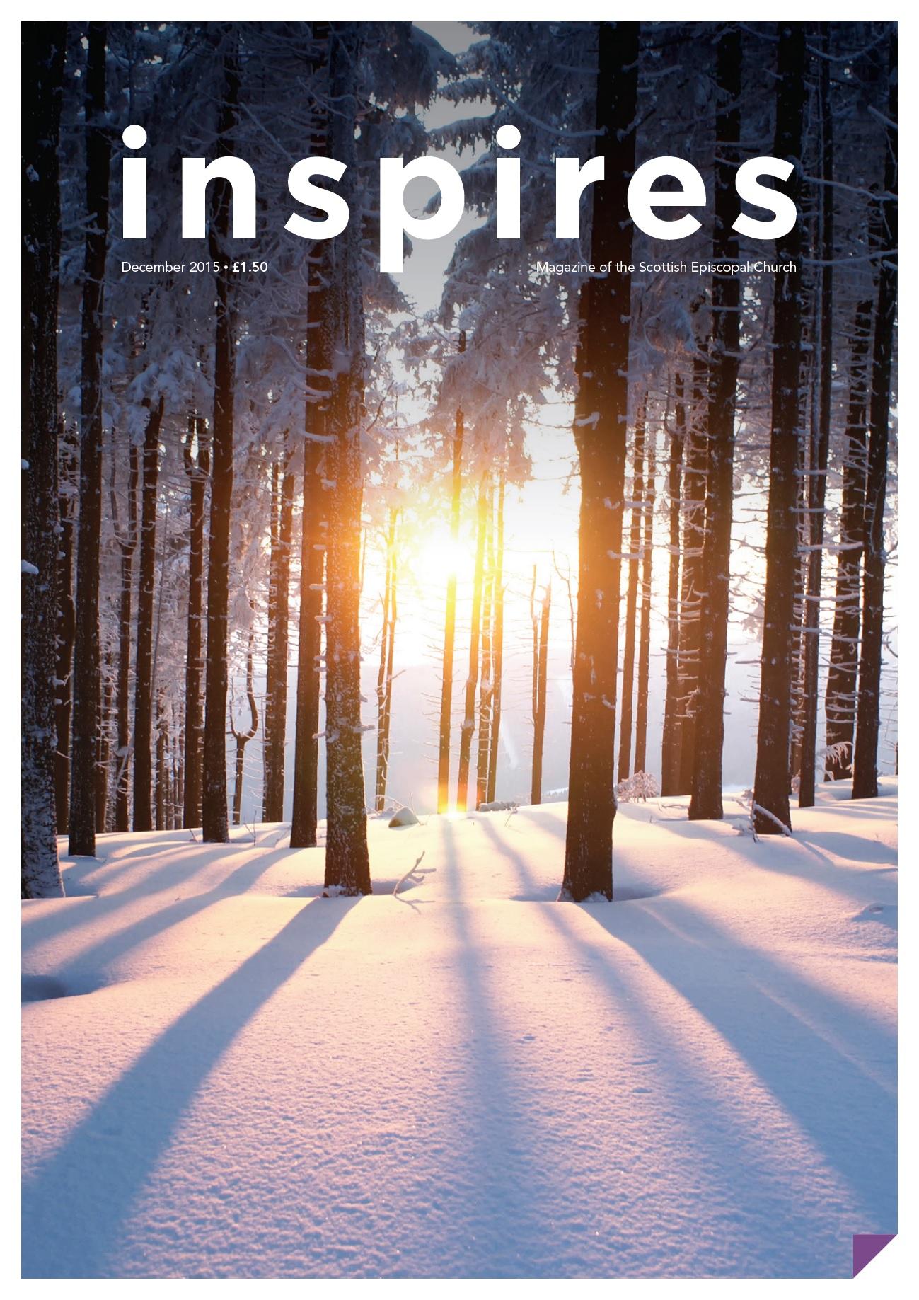 Inspires Magazine Winter 2015