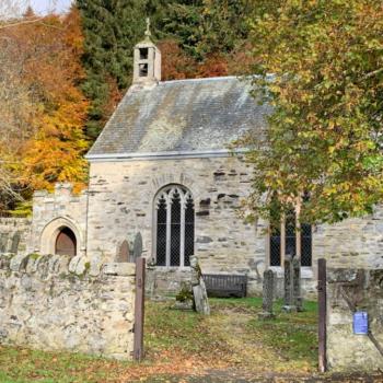 St Adamnan, Kilmaveonaig