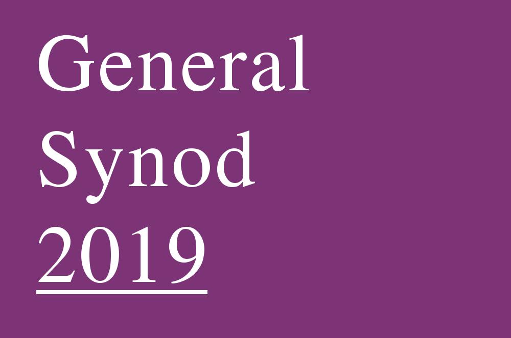 General Synod 2019