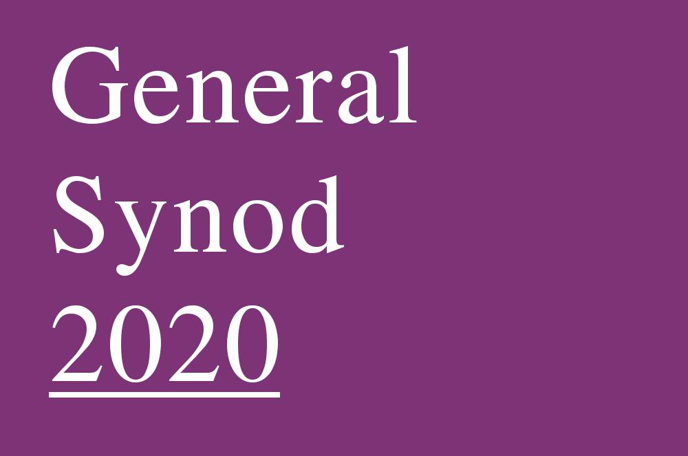 General Synod 2020